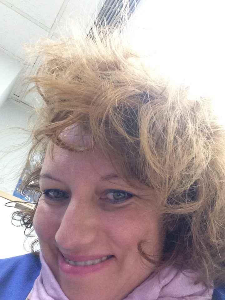 Extensiones,peluca o pelo natural de una?. - 3