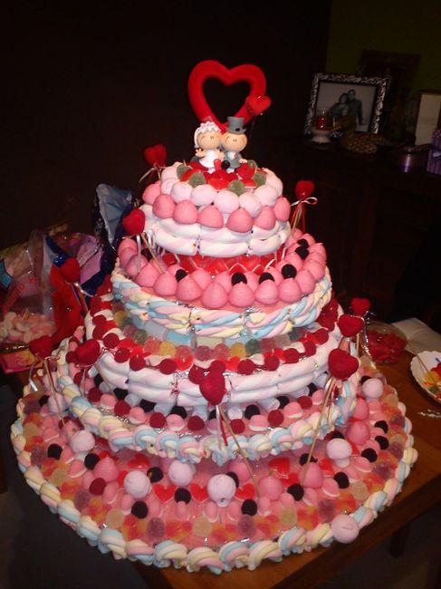 y la tarta de chuchesssss!!! - organizar una boda - foro bodas