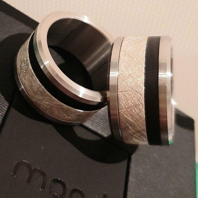 Ya tenemos nuestros anillos 1