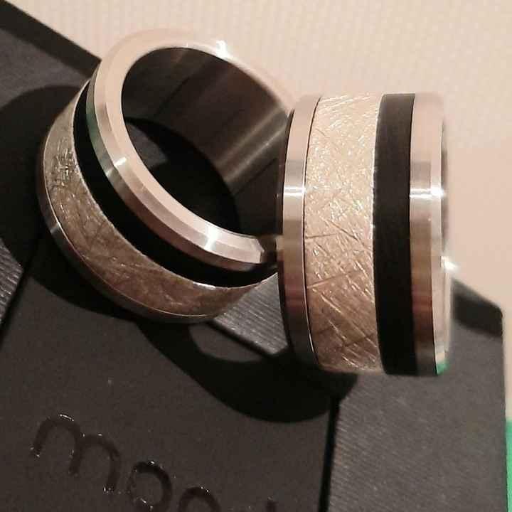 Ya tenemos nuestros anillos - 1