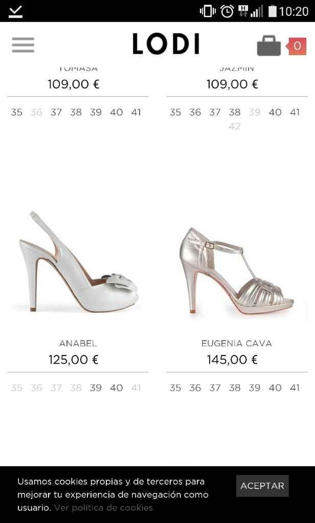 Loca con los zapatos - 1