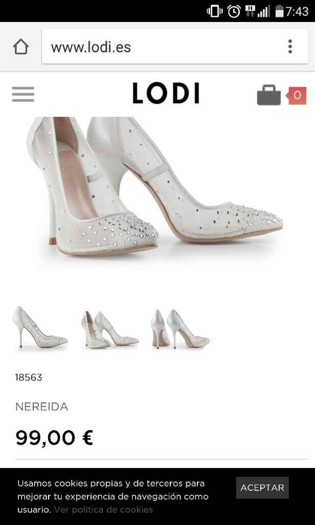 Amor a primera vista impagable ( zapatos) - 1