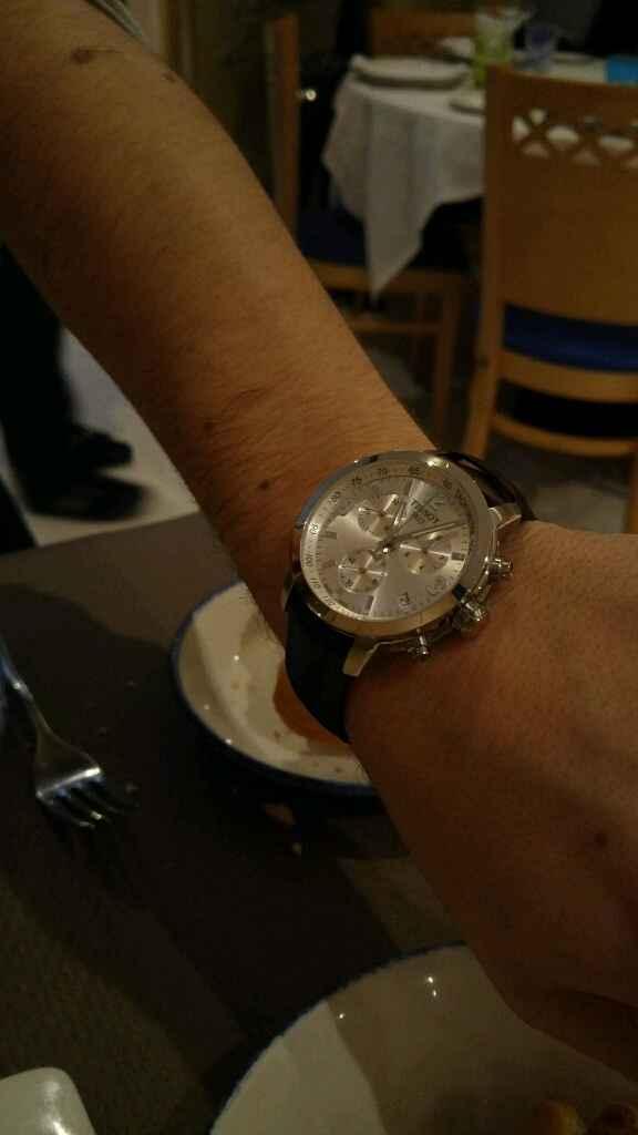 Regalo para el novio: el reloj - 1
