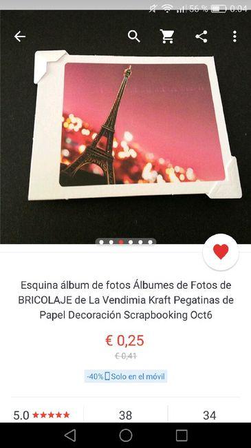Libro de firmas para fotos polaroid - 2