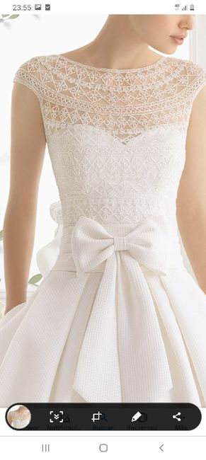 Vestido novia -500€ 4