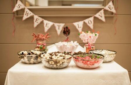 Candy bar casero o mesa de chuches manualidades foro - Mesa de chuches casera ...