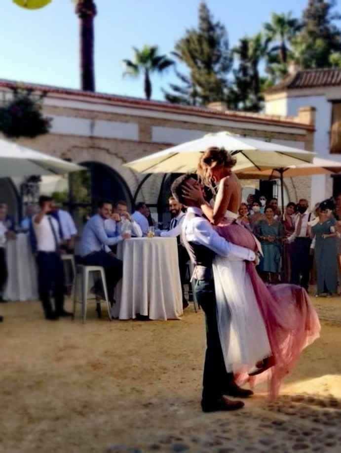 Novios que nos casamos el 5 de Septiembre de 2020 en Sevilla - 2
