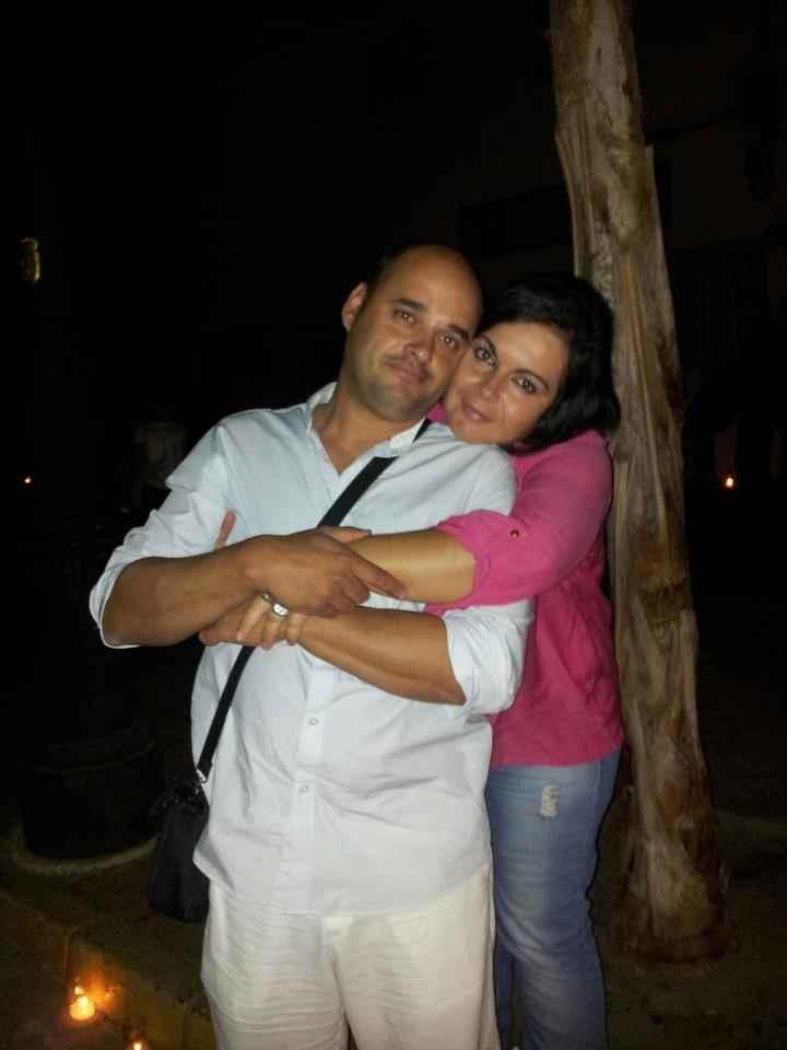 Elena y Antonio