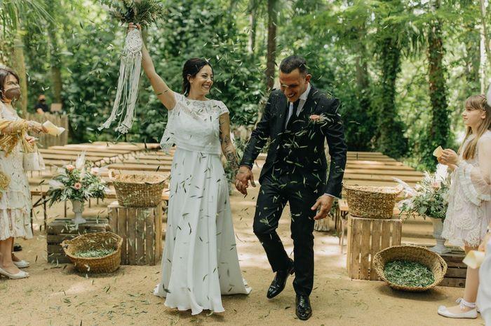 💍🤭 La boda de mis sueños... 3