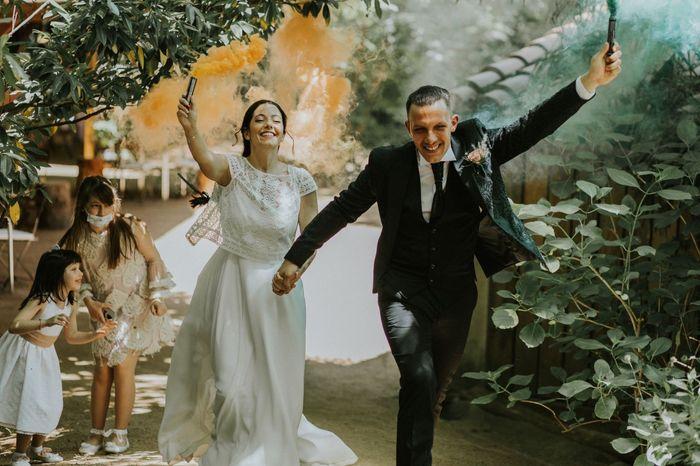 💍🤭 La boda de mis sueños... 4