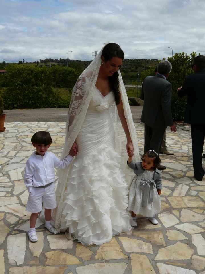 Con Javier y Carla
