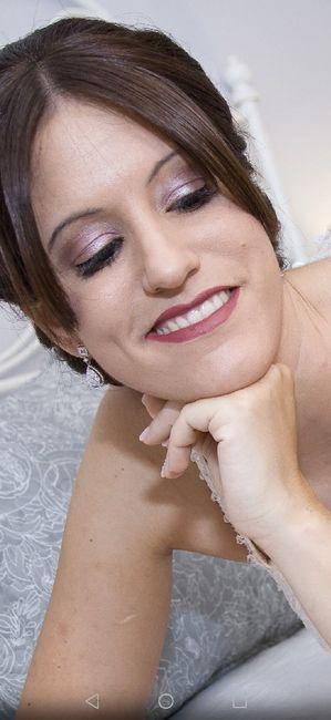 Maquillaje novia 1