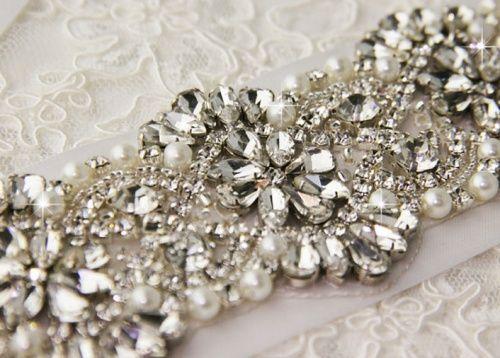 cinturón vestido novia - moda nupcial - foro bodas