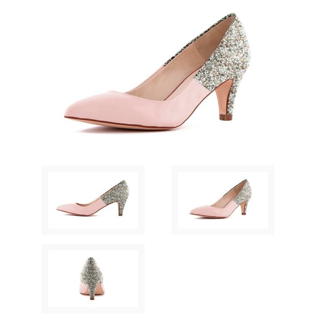 mis zapatos uniqshoes - moda nupcial - foro bodas