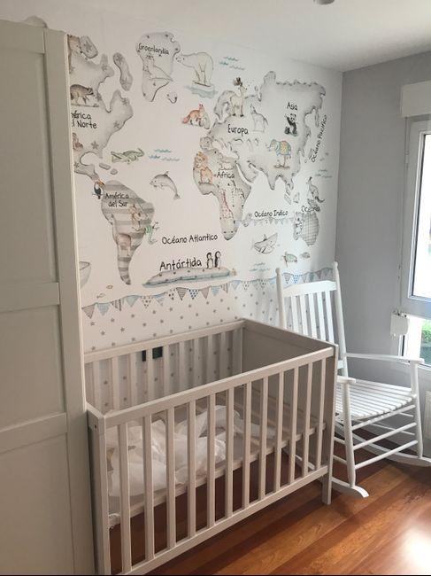 Habitaciones de bebe de ikea p gina 3 futuras mam s - Ikea habitaciones bebe ...