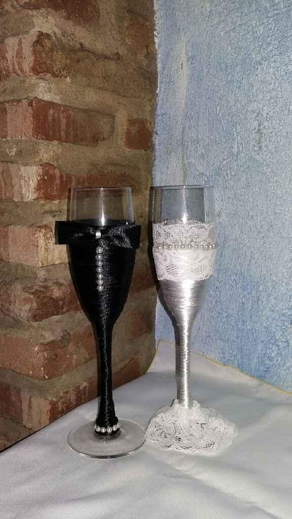 Copas de champagne - 2