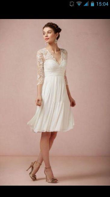 Ayuda vestido para boda civil juzgado - Página 2 - Moda nupcial ...