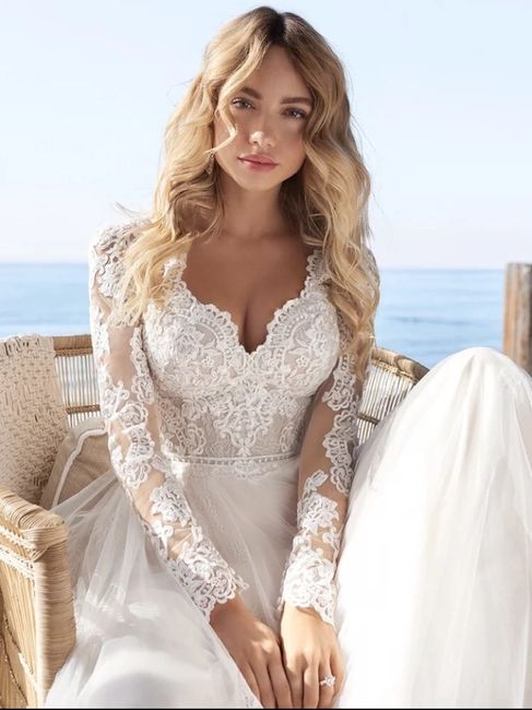 Dudas para elegir el vestido de novia 4
