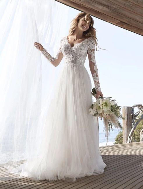 Dudas para elegir el vestido de novia 5