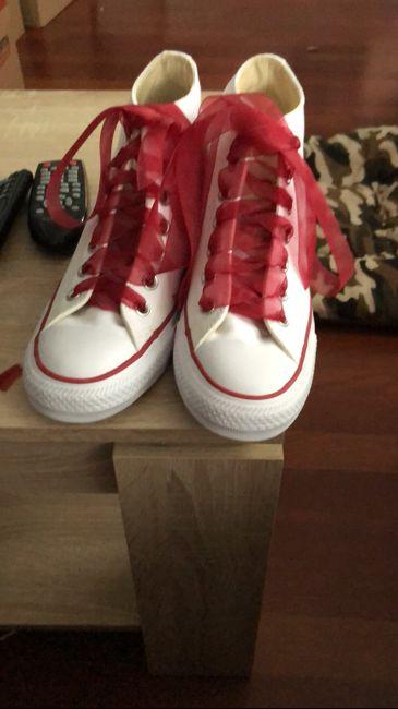 Zapatos acabados. - 1