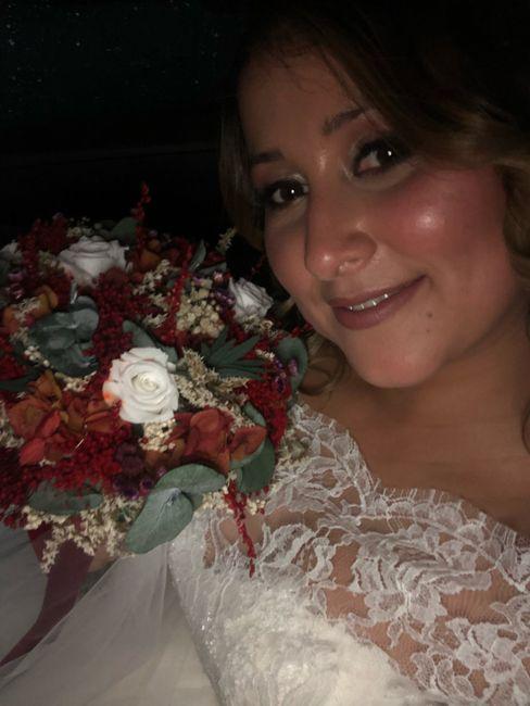 Ya casados ! 👰🏻 🤵🏼 - 1