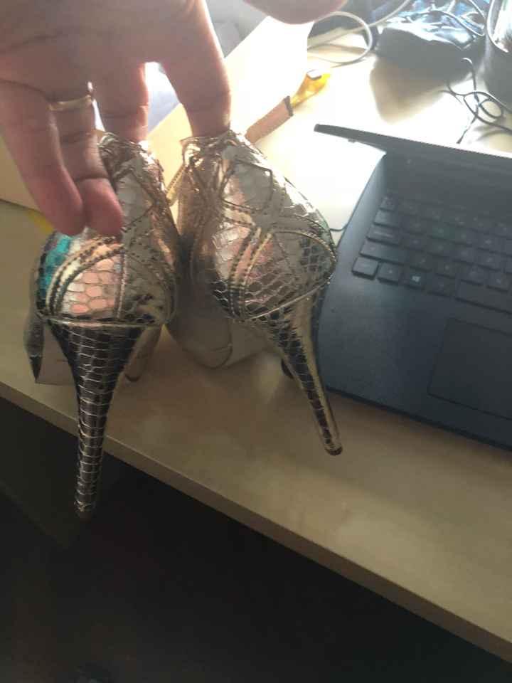 Zapatos ❤️ Vestido 😕😐 - 2