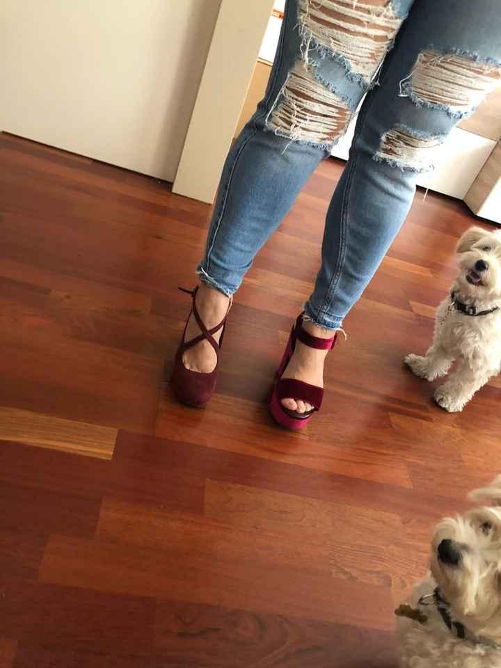 Zapatos , ayuda!!! - 1