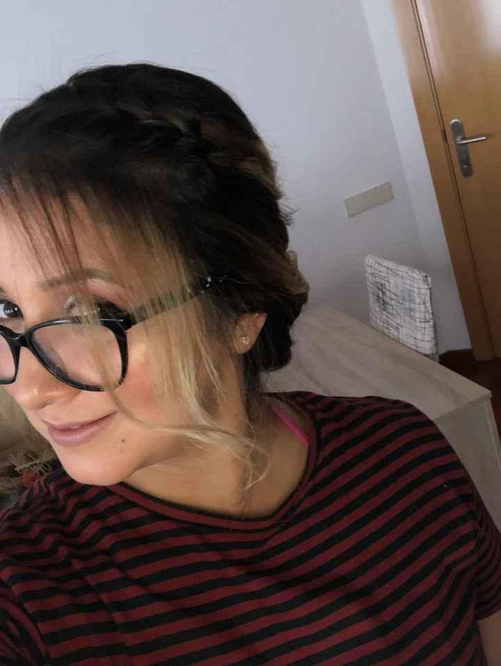 Mi maquillaje y peinado - 3