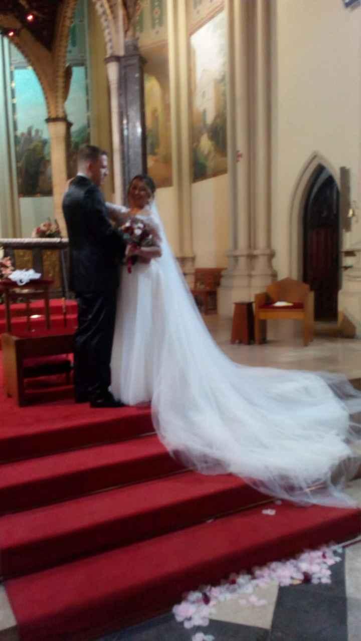 Ya casados ! 👰🏻 🤵🏼 - 6