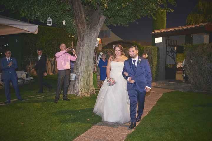 1 año... Primer aniversario de boda 😍 - 4