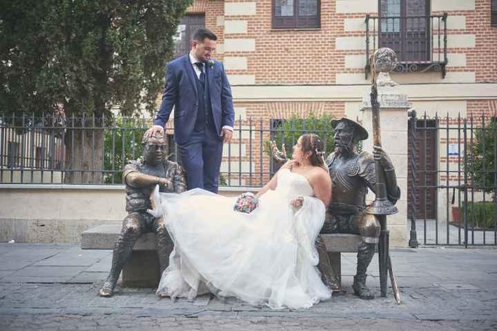 1 año... Primer aniversario de boda 😍 - 6