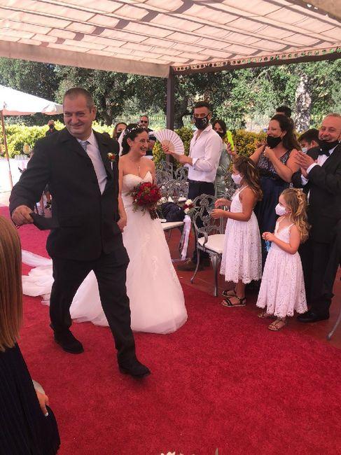 Novi@s que os habéis casado durante el Covid-19: ¡Dejad aquí vuestros consejos! 😍👇 28