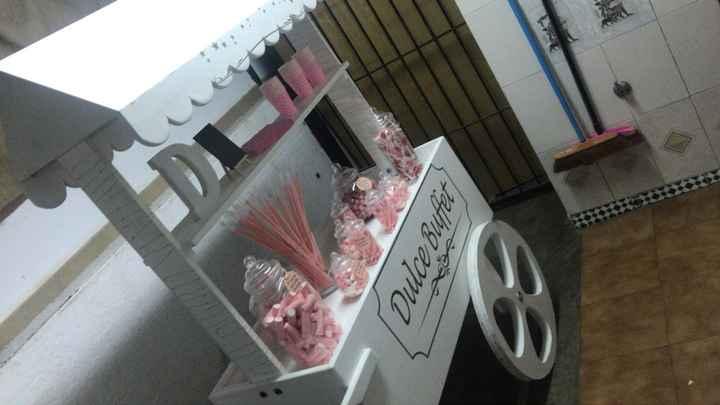 Busco candy bar para una boda en La manga - 1