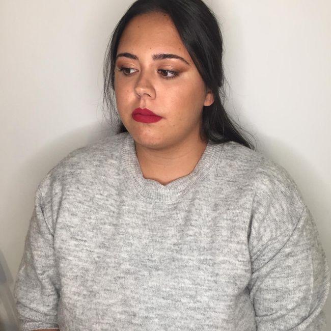 Cambio de Maquilladora/peluquera exitoso👏❤️ 3