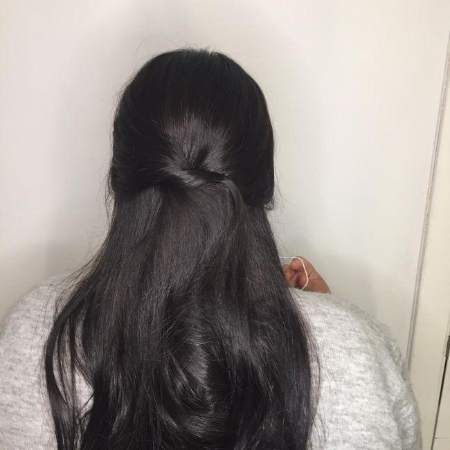 Cambio de Maquilladora/peluquera exitoso👏❤️ 4