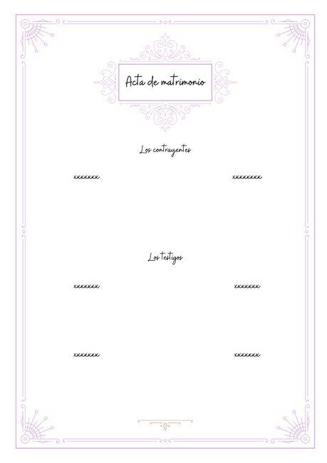 Papel firma de testigos 3