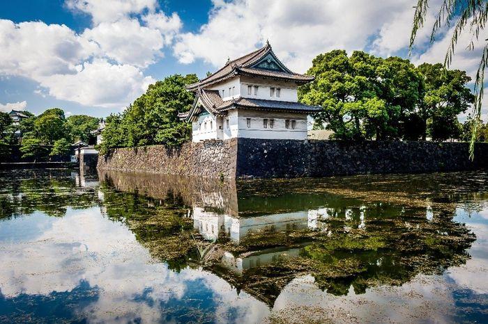 Tokyo jard n palacio imperial fotos for Jardin imperial