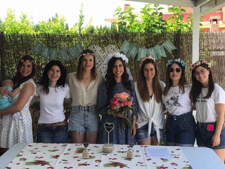 6 junio 2020 La No-boda - 2