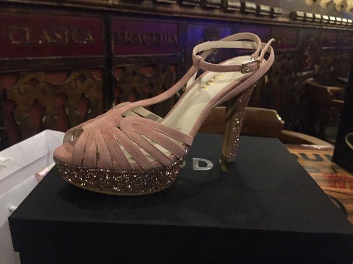 Zapatos de color o tradicional? 2