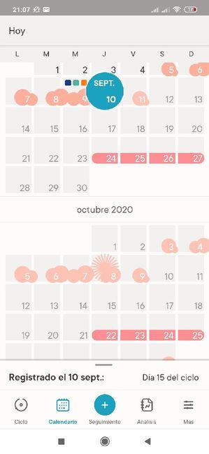 Buscadoras Septiembre 2020. 💕 - 1