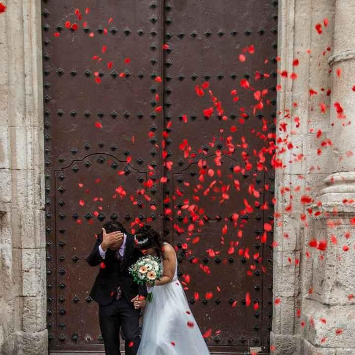 Finalmente casados en los tiempos de Covid!! - 4
