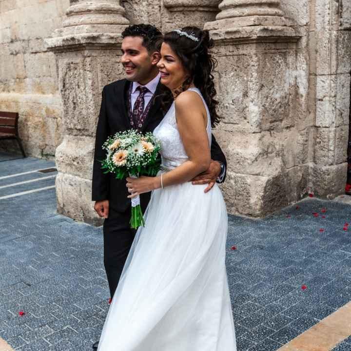 Finalmente casados en los tiempos de Covid!! - 5