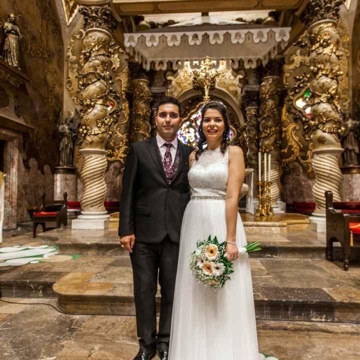 Finalmente casados en los tiempos de Covid!! - 6