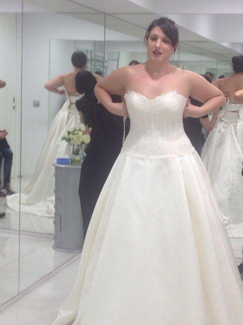 novias talla grande - página 8 - moda nupcial - foro bodas