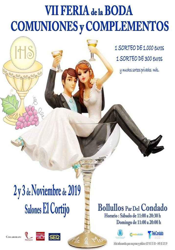 Ferias novios 2019 - 1