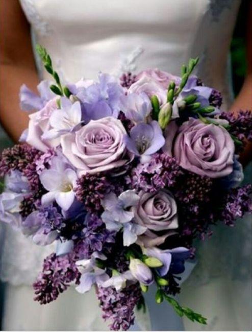 ¿Te casarías con un ramo de novia con eucalipto? 2 ideas! - 1