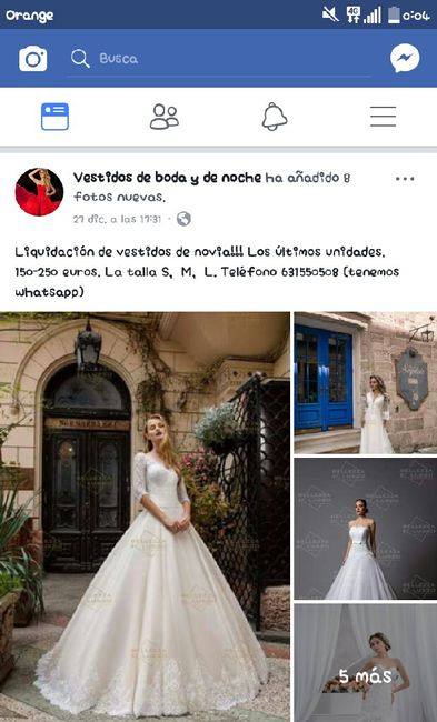 Muy Baratos Novia Vestidos Valencia Oferta Foro wPSRqxWE