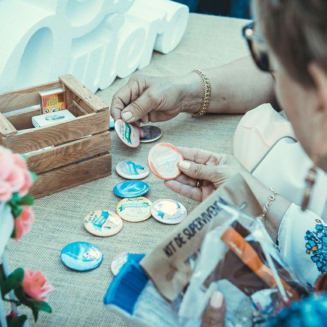 Regalos y decoración para boda 12