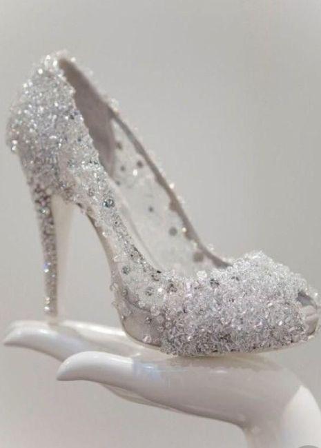 donde encontrar zapatos altos y blancos - organizar una boda - foro