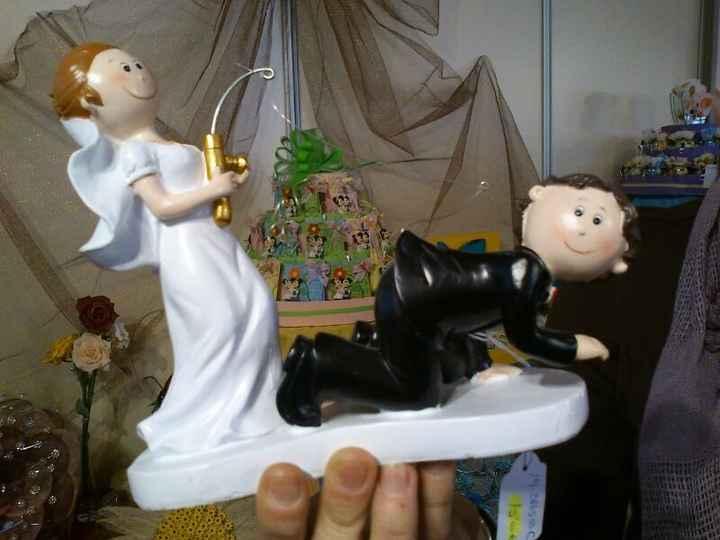 Saca la princesa que llevas dentro- Los muñecos de la tarta - 1